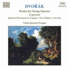 Antonin Dvorak (1841-1904): Streichquartette Vol.5, CD