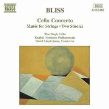 Arthur Bliss (1891-1975): Cellokonzert, CD