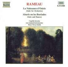 Jean Philippe Rameau (1683-1764): La Naissance d'Osiris (Suite), CD