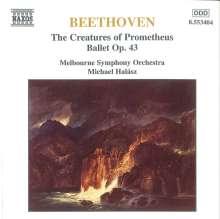 Ludwig van Beethoven (1770-1827): Die Geschöpfe des Prometheus op.43, CD