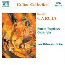 Gerald Garcia (geb. 1949): Gitarrenwerke, CD