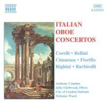 Anthony Camden spielt italienische Oboenkonzerte Vol.1, CD
