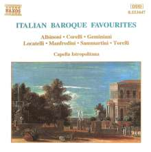 Italian Baroque Highlights, CD