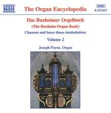 Joseph Payne - Buxheimer Orgelbuch Vol.2, CD