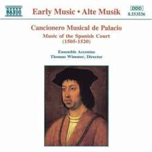 Musik am spanischen Hof (1505-1520), CD