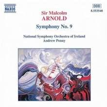 Malcolm Arnold (1921-2006): Symphonie Nr.9, CD
