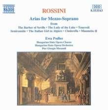 Ewa Podles singt Rossini-Arien, CD