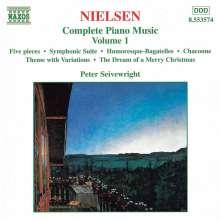 Carl Nielsen (1865-1931): Klavierwerke Vol.1, CD