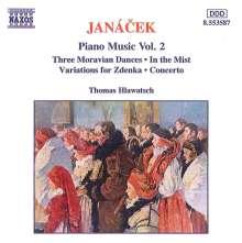 Leos Janacek (1854-1928): Klavierwerke Vol.2, CD