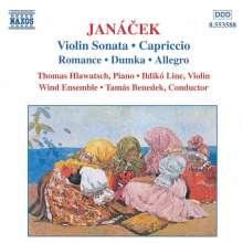 Leos Janacek (1854-1928): Sonate für Violine & Klavier, CD