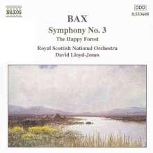 Arnold Bax (1883-1953): Symphonie Nr.3, CD