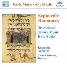 Jüdische Musik Aus Spanien, CD
