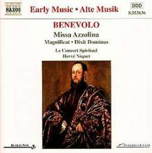 Orazio Benevoli (1605-1672): Missa Azzolina, CD