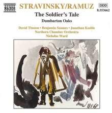 Igor Strawinsky (1882-1971): L'Histoire du Soldat (in engl.Spr.), CD