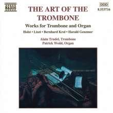 Musik für Posaune & Orgel, CD