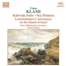 Uuno Klami (1900-1961): Kalevala Suite op.23, CD