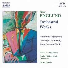 Einar Englund (1916-1999): Symphonien Nr.2 & 4, CD