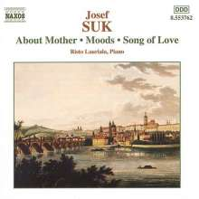 Josef Suk (1874-1935): Klavierwerke, CD