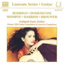 Antigoni Goni,Gitarre, CD