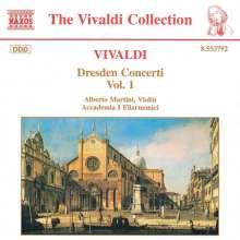 Antonio Vivaldi (1678-1741): Violinkonzerte RV 170,314a,319,341,366,383, CD