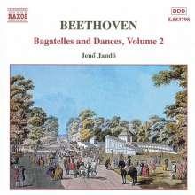 Ludwig van Beethoven (1770-1827): Bagatellen & Klavierstücke Vol.2, CD