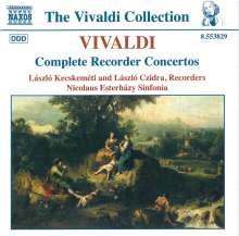 Antonio Vivaldi (1678-1741): Flötenkonzerte RV 441-445, CD