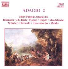 More Famous Adagios, CD