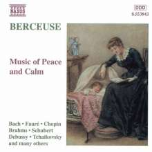 Berceuse - Music of Peace and Calm, CD