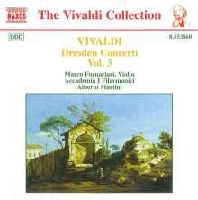 Antonio Vivaldi (1678-1741): Violinkonzerte RV 228,245,262,285,323,384, CD
