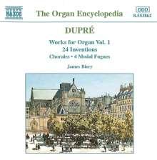 Marcel Dupre (1886-1971): Orgelwerke Vol.1, CD
