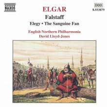 Edward Elgar (1857-1934): Falstaff op.68, CD
