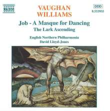 Ralph Vaughan Williams (1872-1958): JOB - A Masque for Dancing, CD