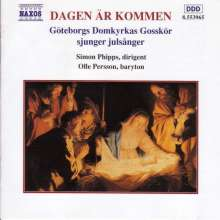 Olle Persson: Dagen Ar Kommen, CD