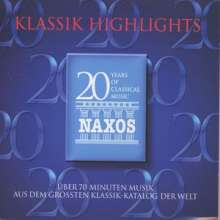 "Naxos-Sampler ""Klassik Highlights"", CD"