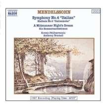 Sinfonie 4, CD