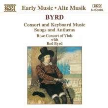 William Byrd (1543-1623): Consort Music, CD