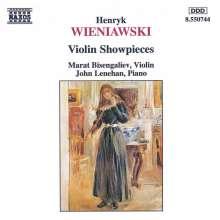 Henri Wieniawski (1835-1880): Werke für Violine & Klavier, CD