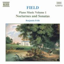John Field (1782-1837): Klavierwerke Vol.1, CD