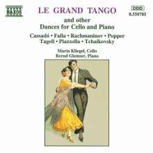Maria Kliegel - Le Grand Tango, CD