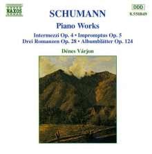Robert Schumann (1810-1856): Impromptus op.5, CD