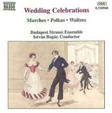 Budapest Strauss Ens.-Wedding Celebrations, CD