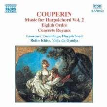 Francois Couperin (1668-1733): Livre de Clavecin 2:Ordre 8, CD