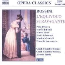 Gioacchino Rossini (1792-1868): L'Equivoco Stravagante, 2 CDs