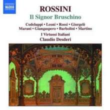 Gioacchino Rossini (1792-1868): Il Signor Bruschino, CD