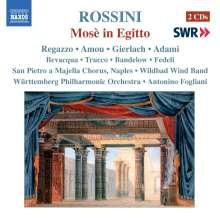 Gioacchino Rossini (1792-1868): Mose in Egitto (Fassung von 1819), 2 CDs