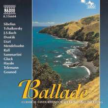 Night Music 4 Ballade (Naxos), CD