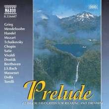 """Naxos-Sampler """"Prelude"""", CD"""