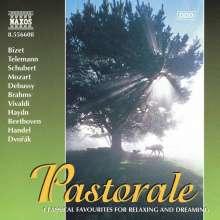 """Naxos-Sampler """"Pastorale"""", CD"""