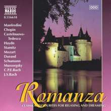Romanza - Classical Favourites for Relaxing & Dreaming, CD