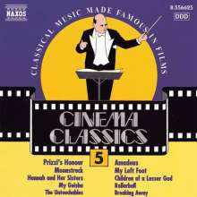 Cinema Classics Vol.5, CD